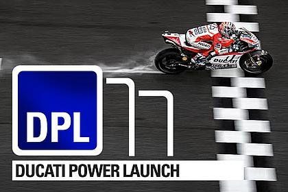 DUCATI POWER LAUNCH - Perfekte Start mit maximaler Sicherheit!