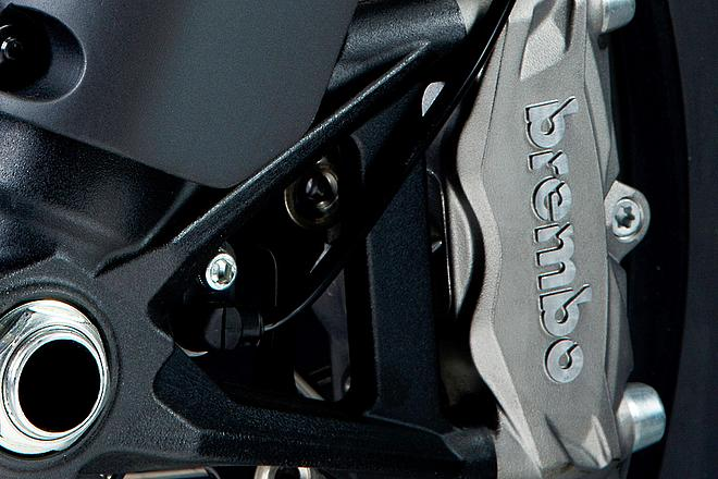 BREMSE - Brembo & Bosch ABS